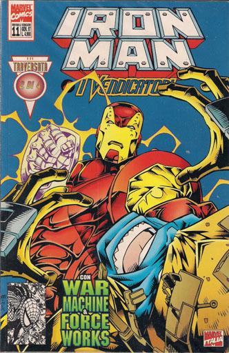 Iron Man e i Vendicatori n. 11
