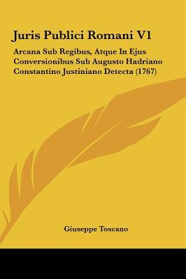 Juris Publici Romani V1