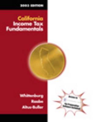 California Income Tax Fundamentals 2003