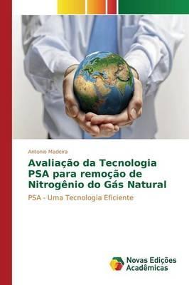 Avaliação da Tecnologia PSA para remoção de Nitrogênio do Gás Natural