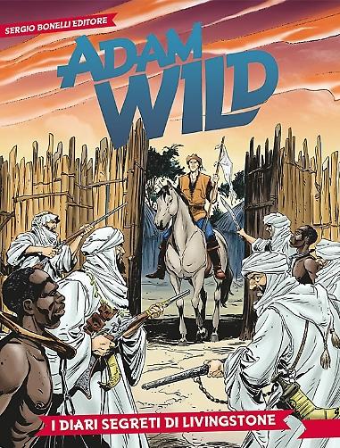 Adam Wild n. 3