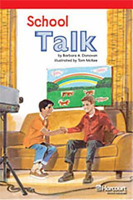 School Talk Below Level Reader Grade 6