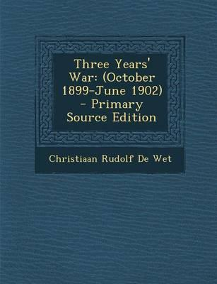Three Years' War