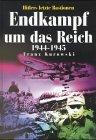Endkampf um das Reich 1944-1945