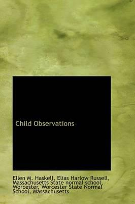 Child Observations