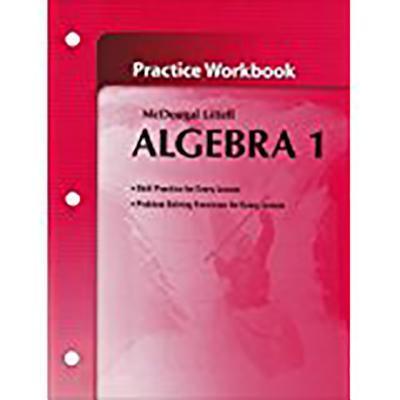 Algebra 1, Grades 9-...