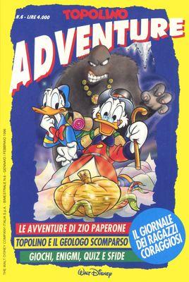 Topolino Adventure n. 6