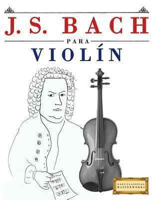 J. S. Bach para Violín