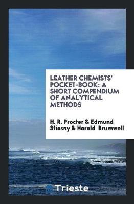 Leather Chemists' Po...