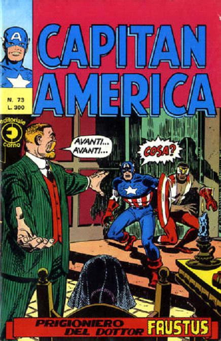 Capitan America n. 73