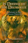 In Defense of the Decalogue