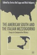 The American South And The Italian Mezzogiorno