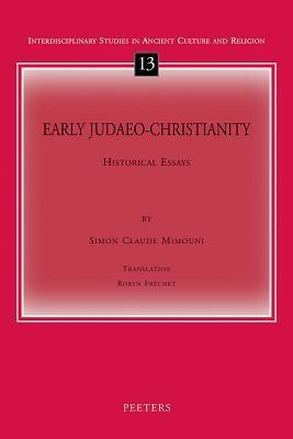 Early Judaeo-Christianity