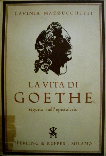 La vita di Goethe