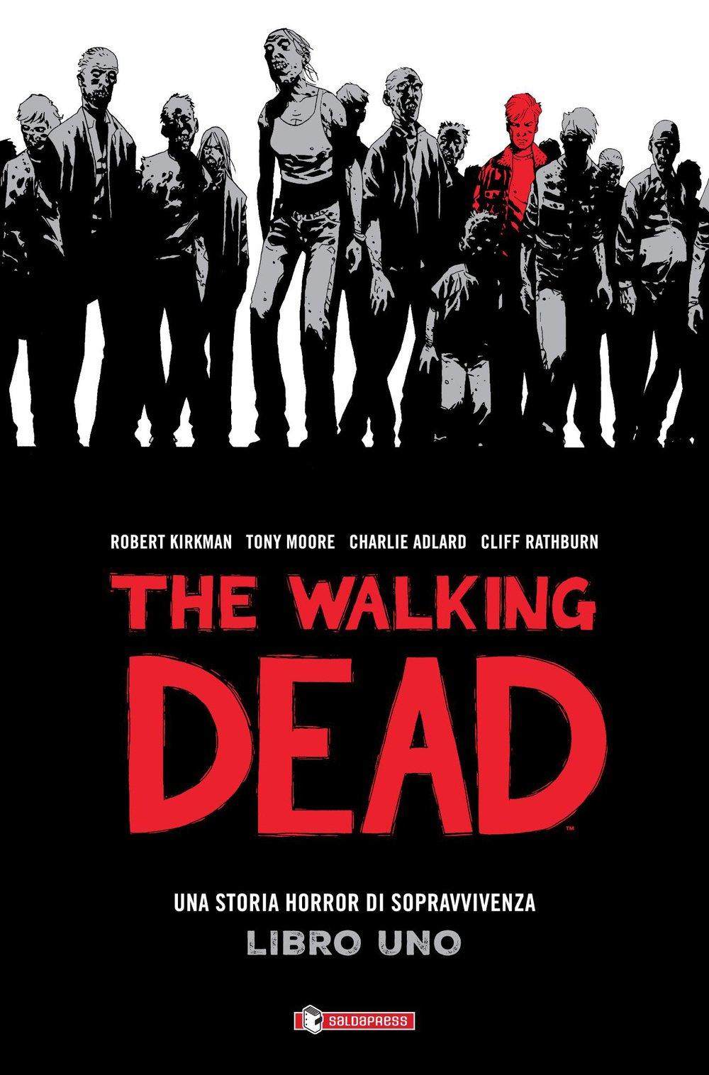 The Walking Dead - Libro Uno