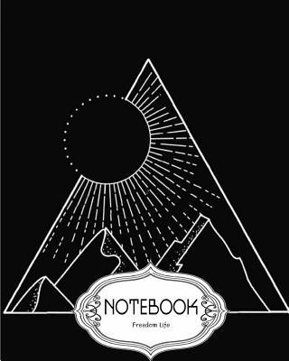 Traingle Mountains Notebook