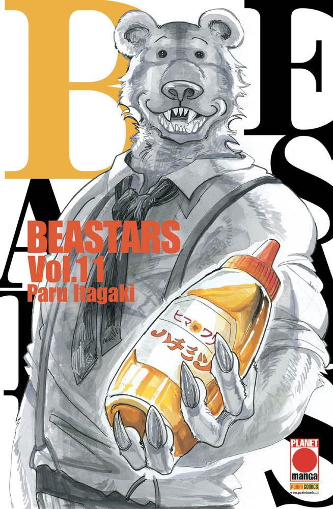 Beastars vol.11