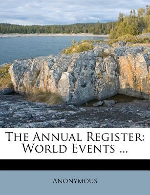The Annual Register