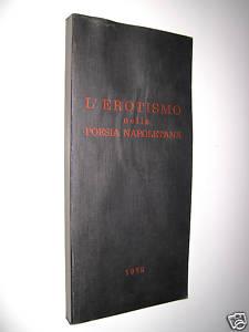 L'erotismo nella poesia napoletana