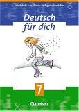 Deutsch für dich, neue Rechtschreibung, 7. Schuljahr