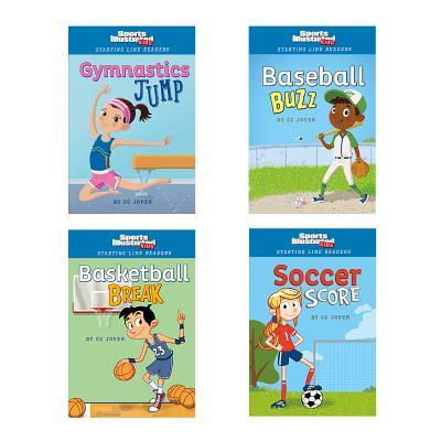 Sports Illustrated Kids Starting Line Readers