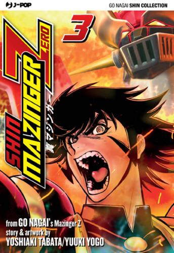 Shin Mazinger Zero vol. 3