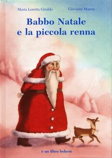 Babbo Natale e la piccola renna