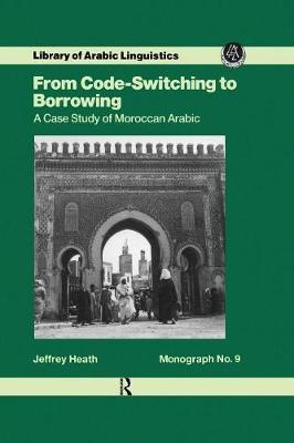 From Code Switching To Borrowing