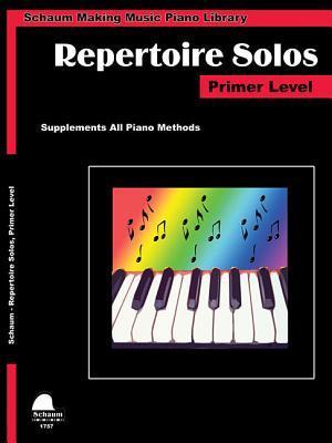 Repertoire Solos Primer Level