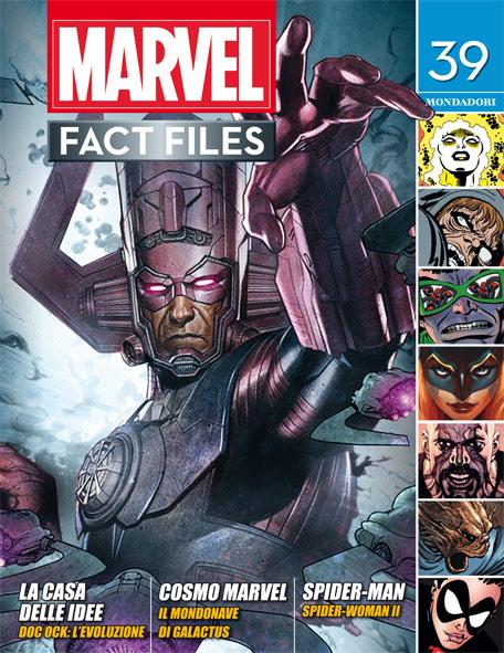Marvel Fact Files n.21
