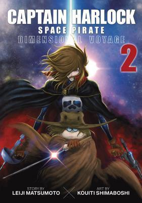 Captain Harlock Dimensional Voyage 2
