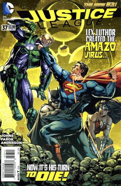 Justice League Vol.2 #37