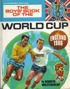 The Boys' Book of the World Cup: England 1966