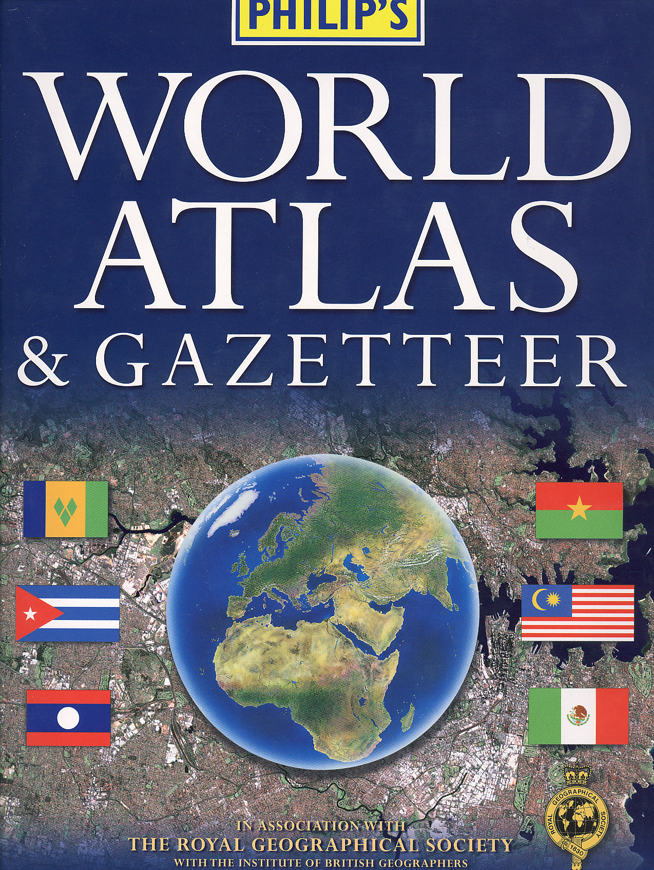 Philip's World Atlas and Gazetteer