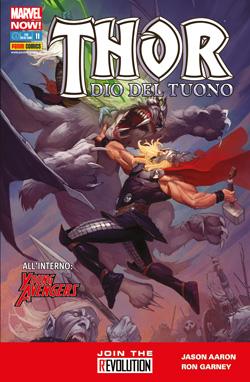 Thor - Dio del tuono n. 11