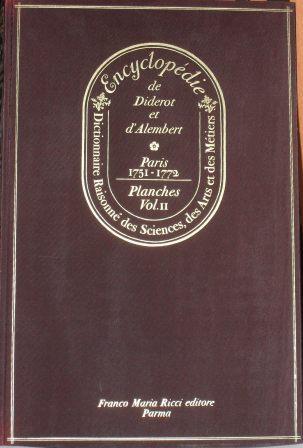 Encyclopédie, Tome XI