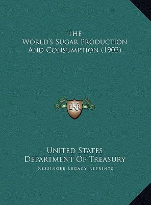 The World's Sugar Production and Consumption (1902)