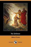 No Defense (Dodo Press)