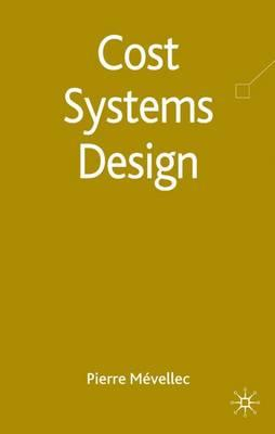 Cost Systems Design