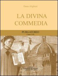 Divina Commedia. Purgatorio canto 8°