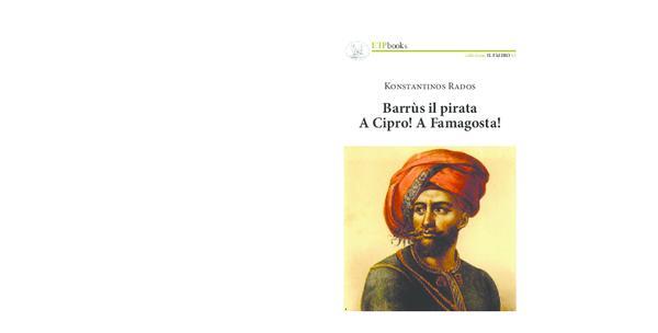 Barrùs il pirata - A Cipro! A Famagosta!