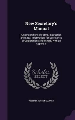 New Secretary's Manual