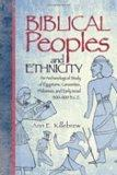 Biblical Peoples And Ethnicity