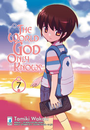 The World God Only Knows vol. 7