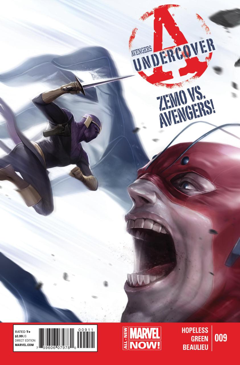 Avengers Undercover Vol.1 #9