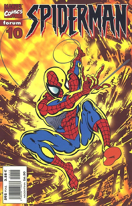 Spiderman Vol.3 #10 (de 31)