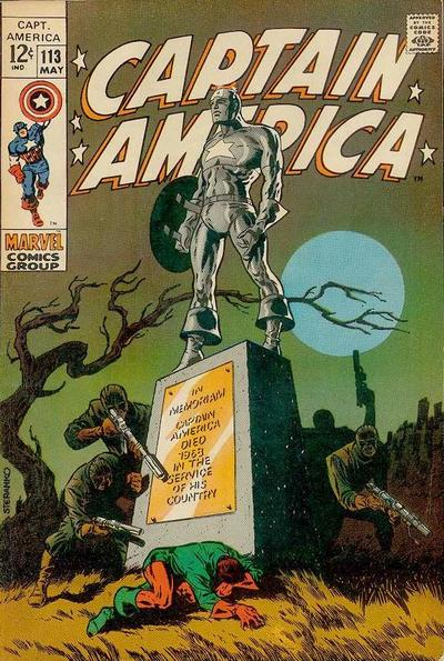 Captain America Vol.1 #113