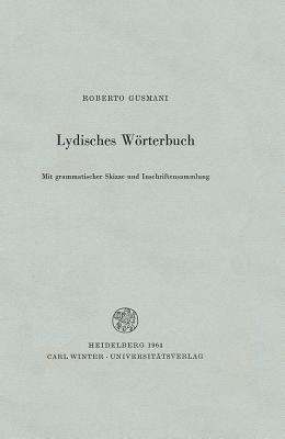 Lydisches Worterbuch