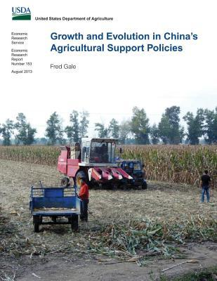 Growth and Evolution in China's Agricultural Support Policies