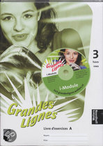 Grandes lignes / 3 havovwo / deel Livre d'exercices A/B / druk 1
